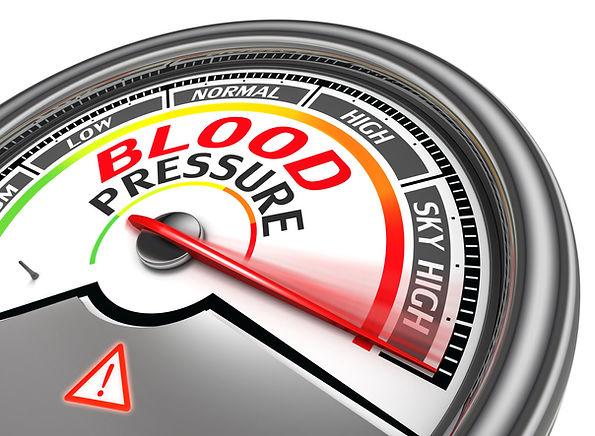 High blood pressure condition