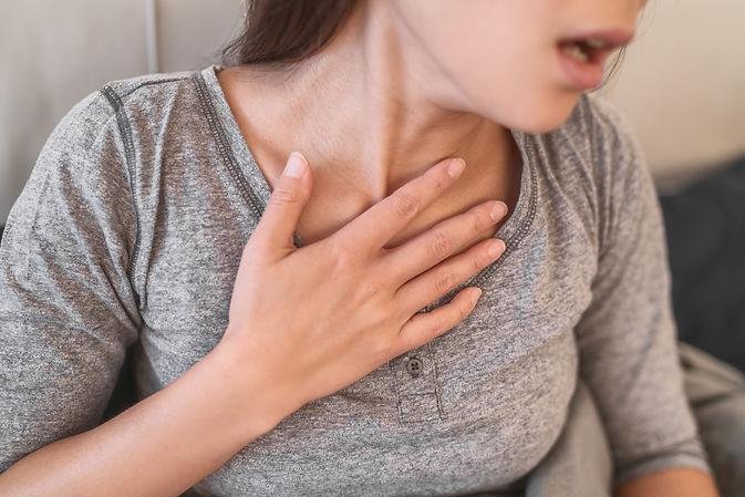 shortness of breath condition