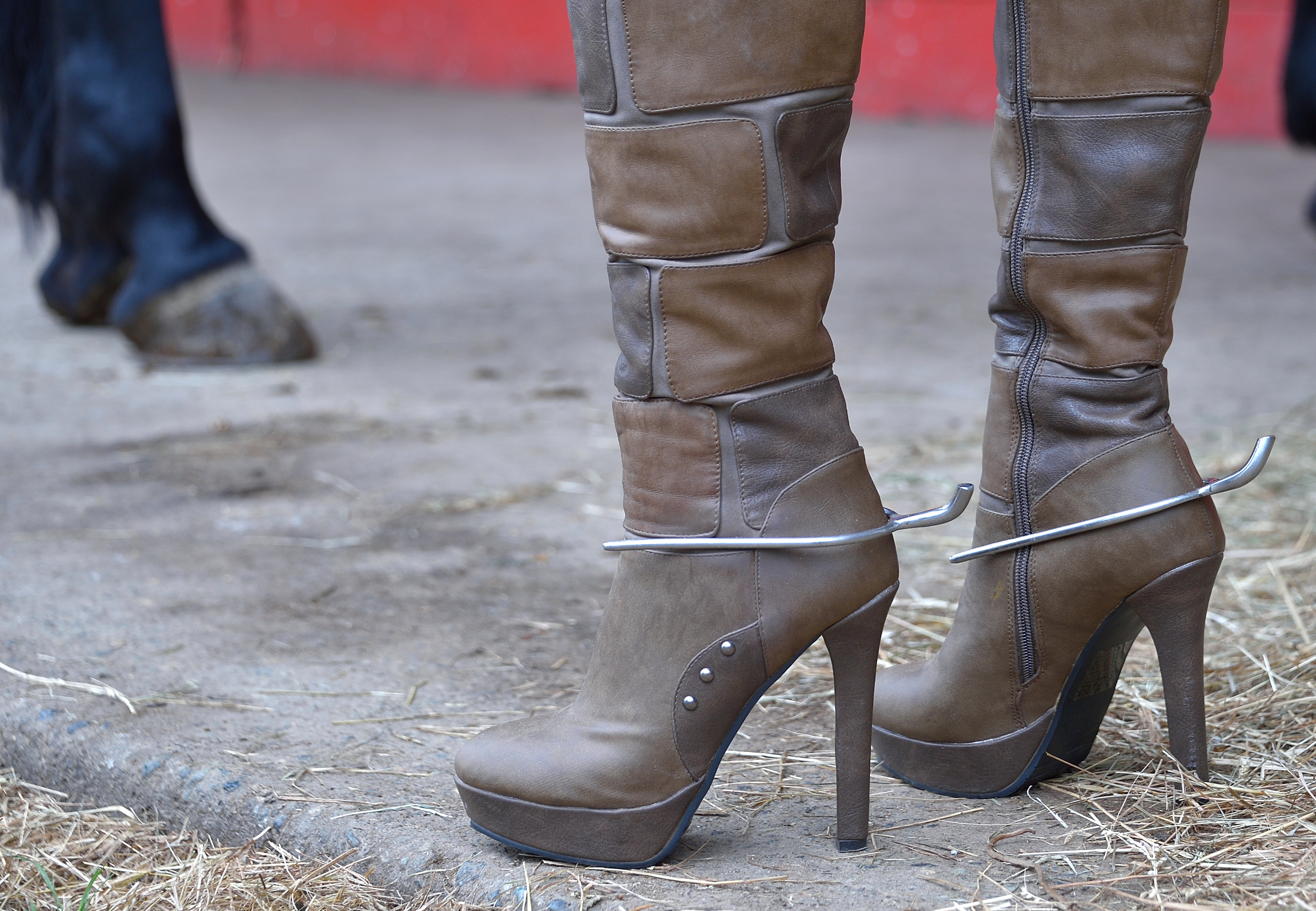 Vicky Vicks Pedal Vamp Pedal Pumping Clips | Fashion boots