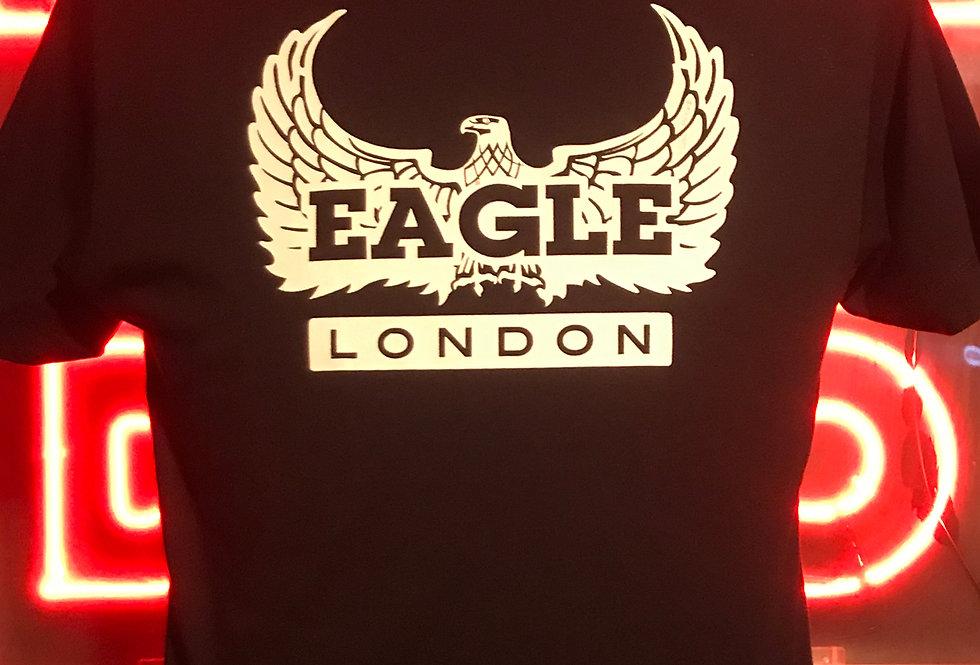 Eagle Classic Black T Shirt