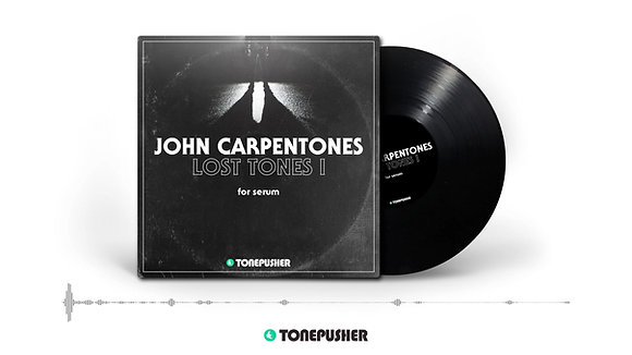 John Carpentones - Lost Tones I