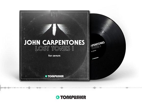 John Carpentones - Lost Tones I