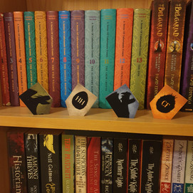 Dragon Bookmarks