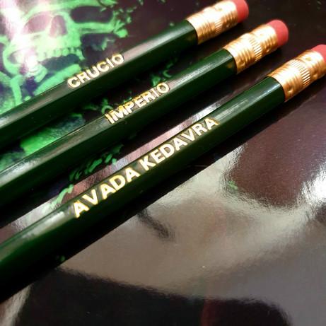 Unforgiveable Pencils