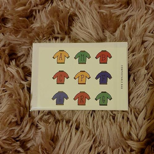 Sweater Greetings Card