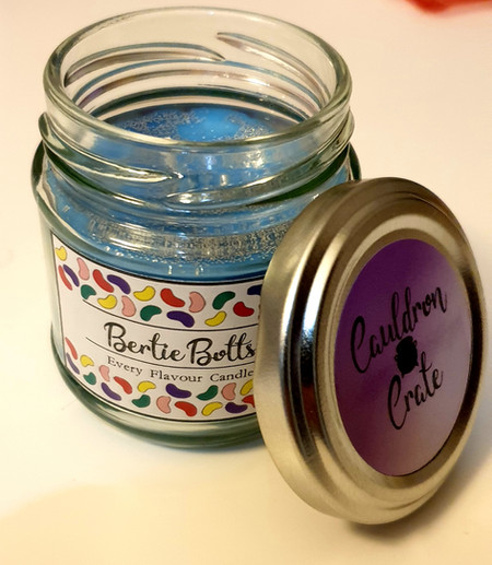 Bertie Botts Every Flavour Candle