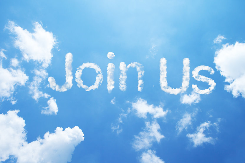 Join Us clouds word on sky..jpg