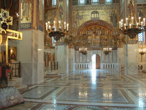 """""""Church Architecture in America: A Look at the Sanctuary from a Missionary Perspective"""""""