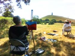 Ein Plain Air Painting Course 2018