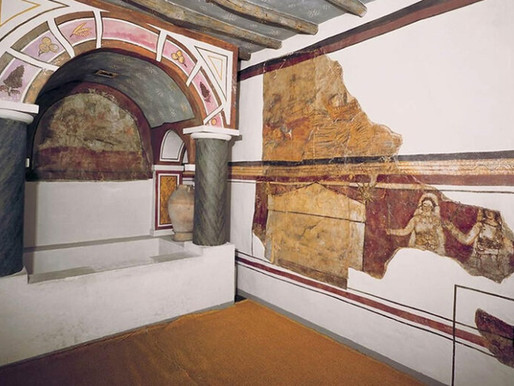 """""""Oldest Christian Сhurch and Controversial Fresco"""""""