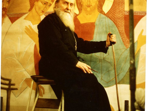 """""""Seeking Perfection in the World of Art"""": The Artistic Path of St Sophrony"""