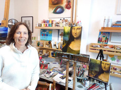 Alison's Mona Lisa