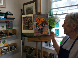 Ruth Mathews Homage To Renoir