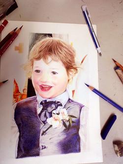 Phoevos Colour Pencil