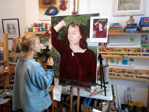 3 hours Art Workshop GIFTVOUCHER