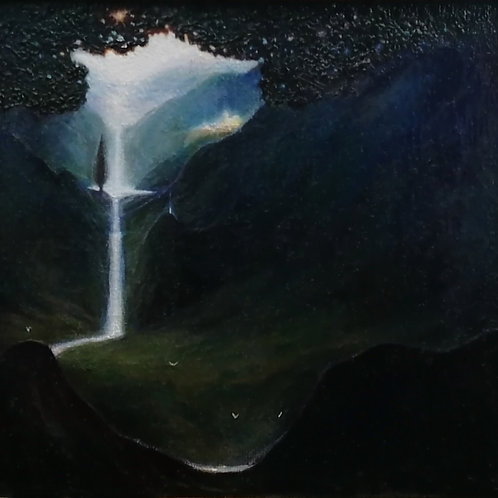 Oh the Light - Oil Painting - Original
