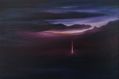 Being - Oil Painting - Original