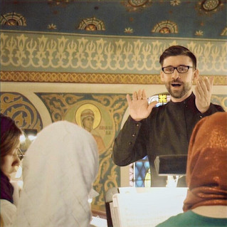 """""""Church Conducting - Techniques for Orthodox Worship"""""""