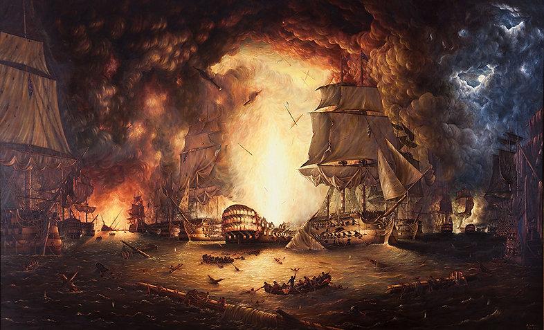 The_battle_of_the_Nile_Web_Lefteris_Klou