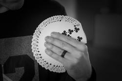 Dustin Tavella Card fan