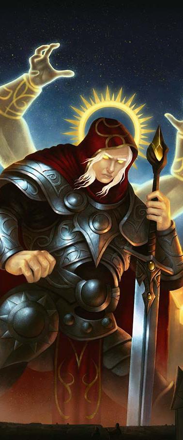 The Warrior-Saint