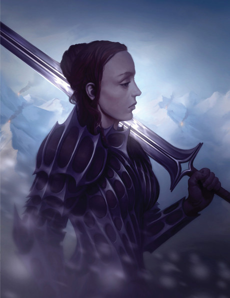 COSMR Preview - The Paladin Oath of Sorrow