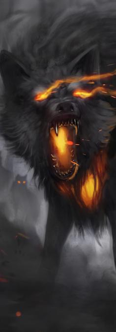 The Ashen Wolf