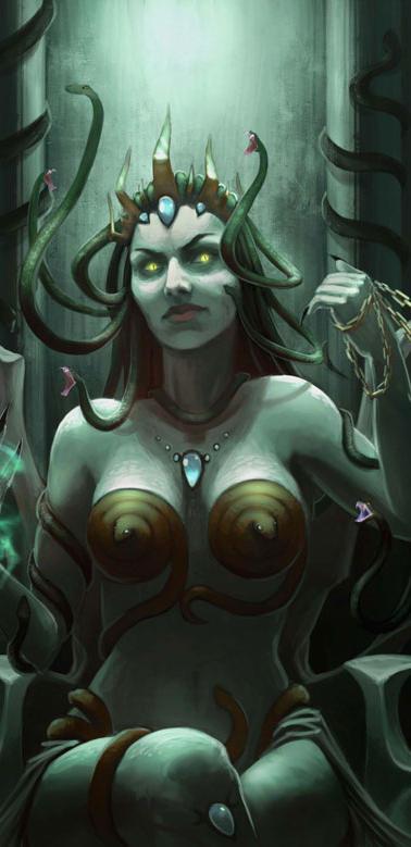 The Serpent Empress