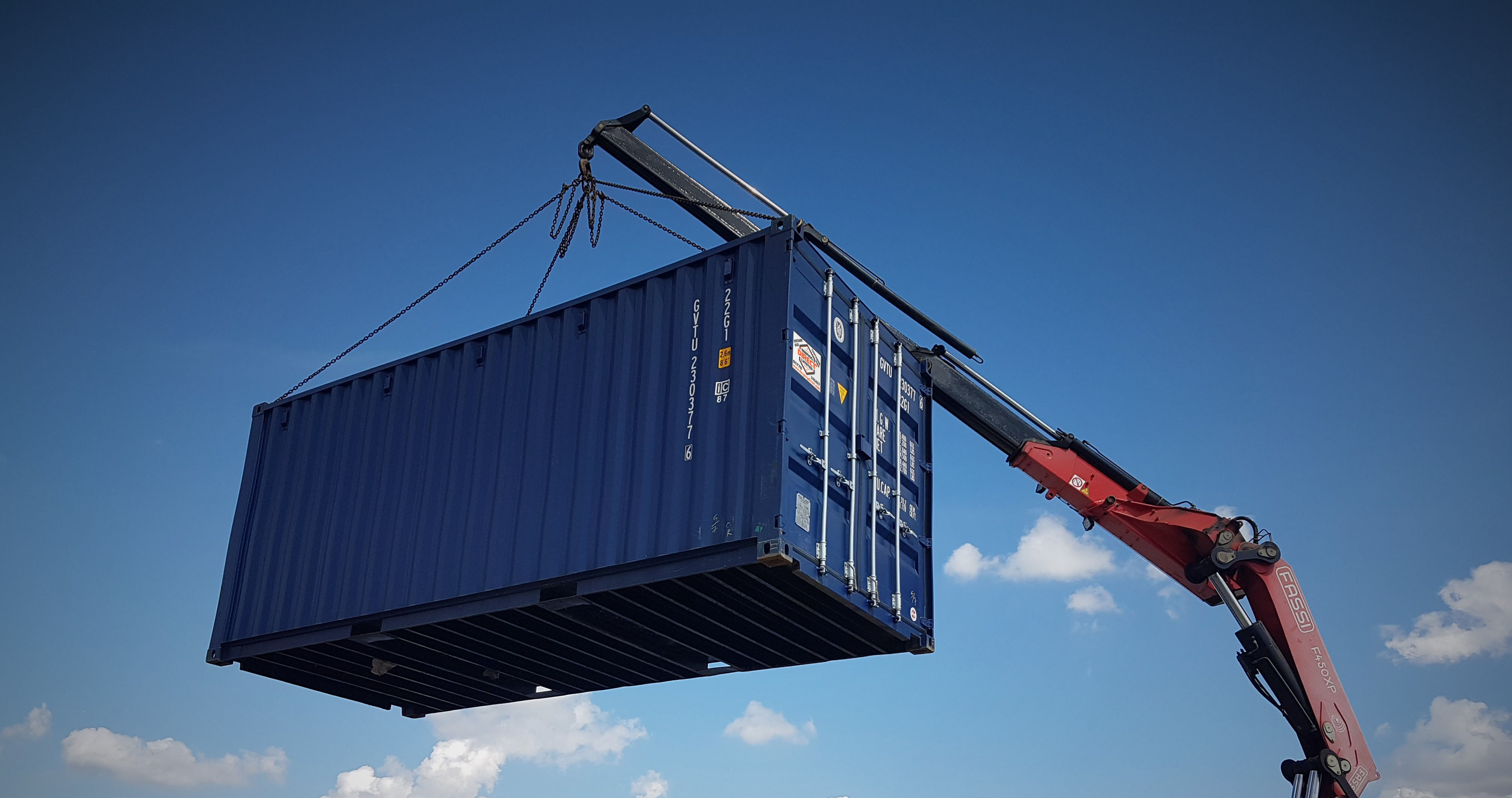 Container Hire & Self Storage