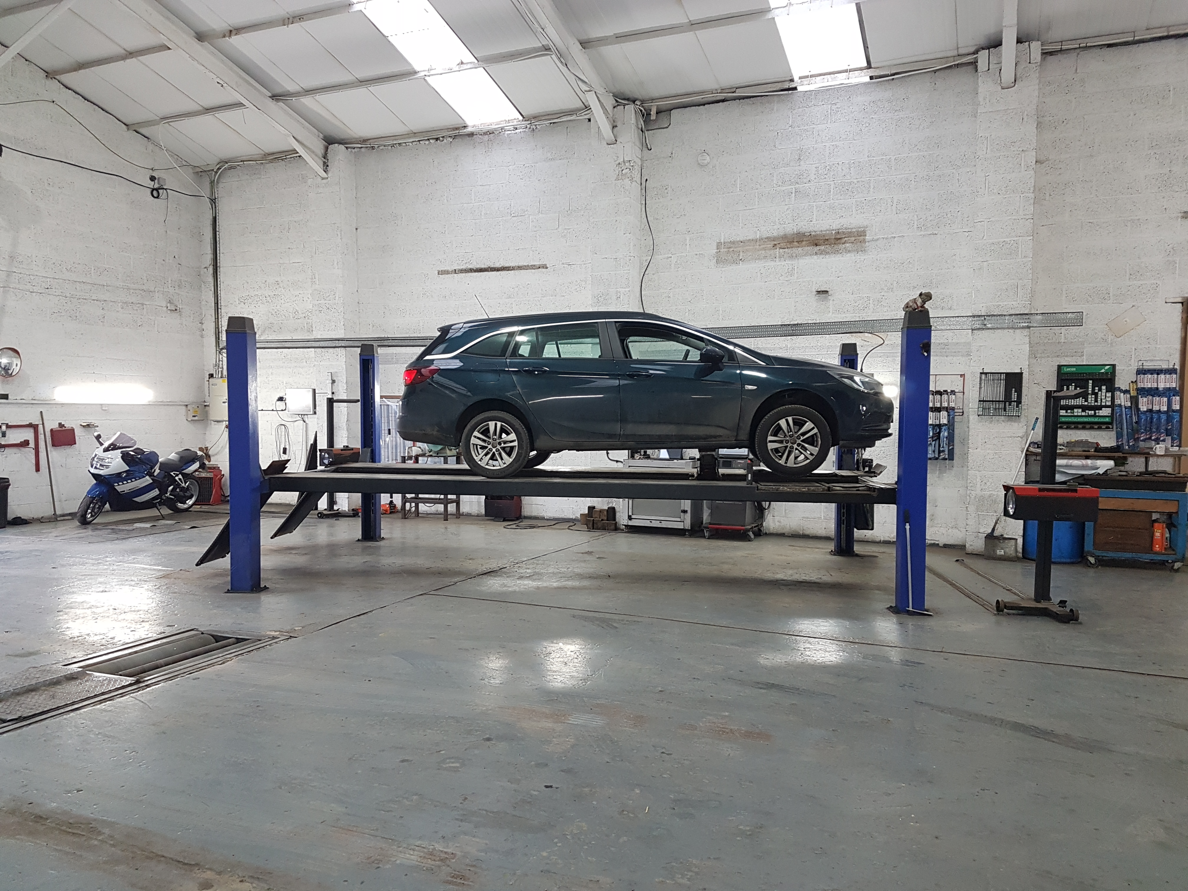 Deeping Direct MOT Test Centre