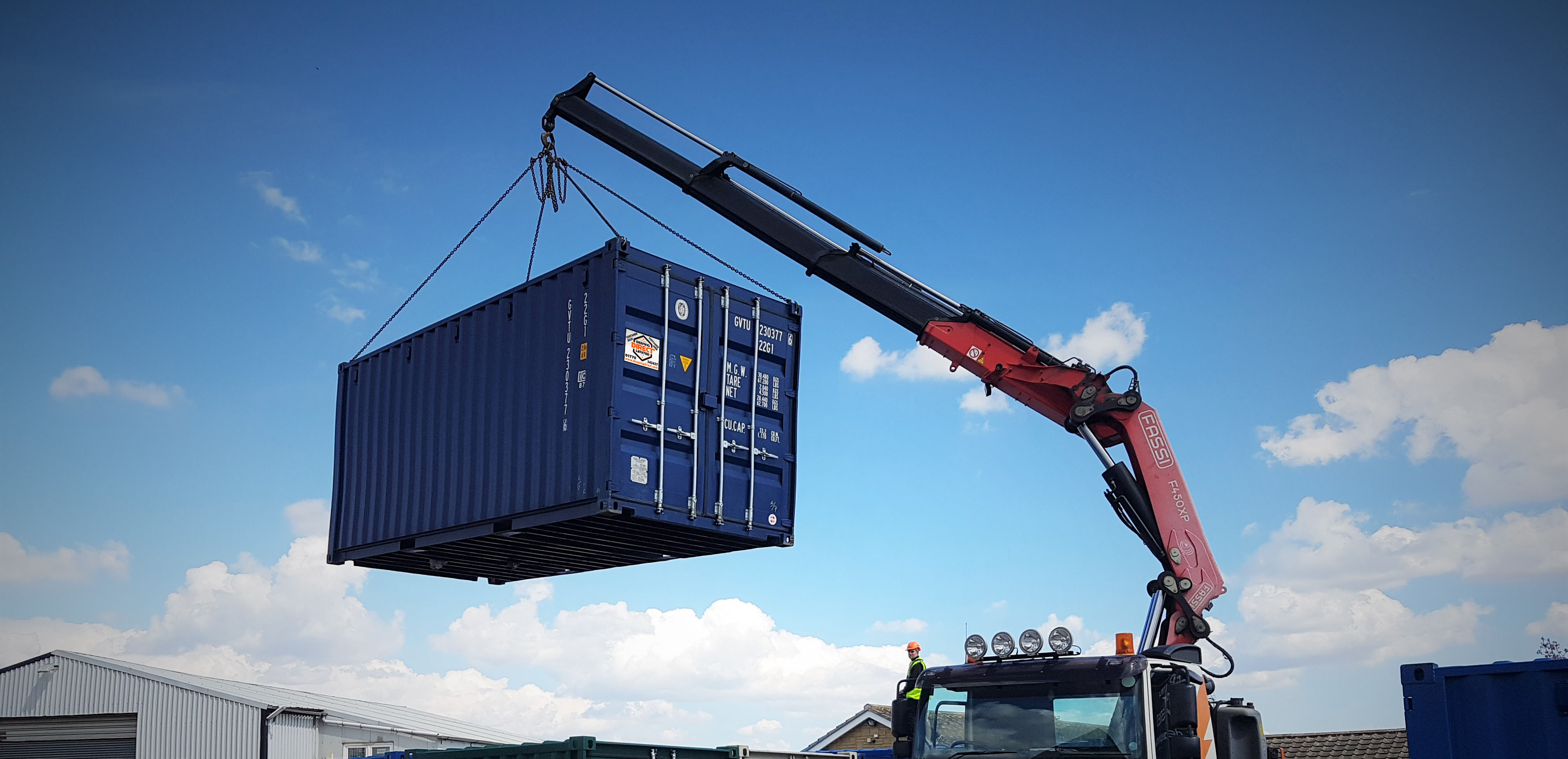 Storage Container Hire & Sales