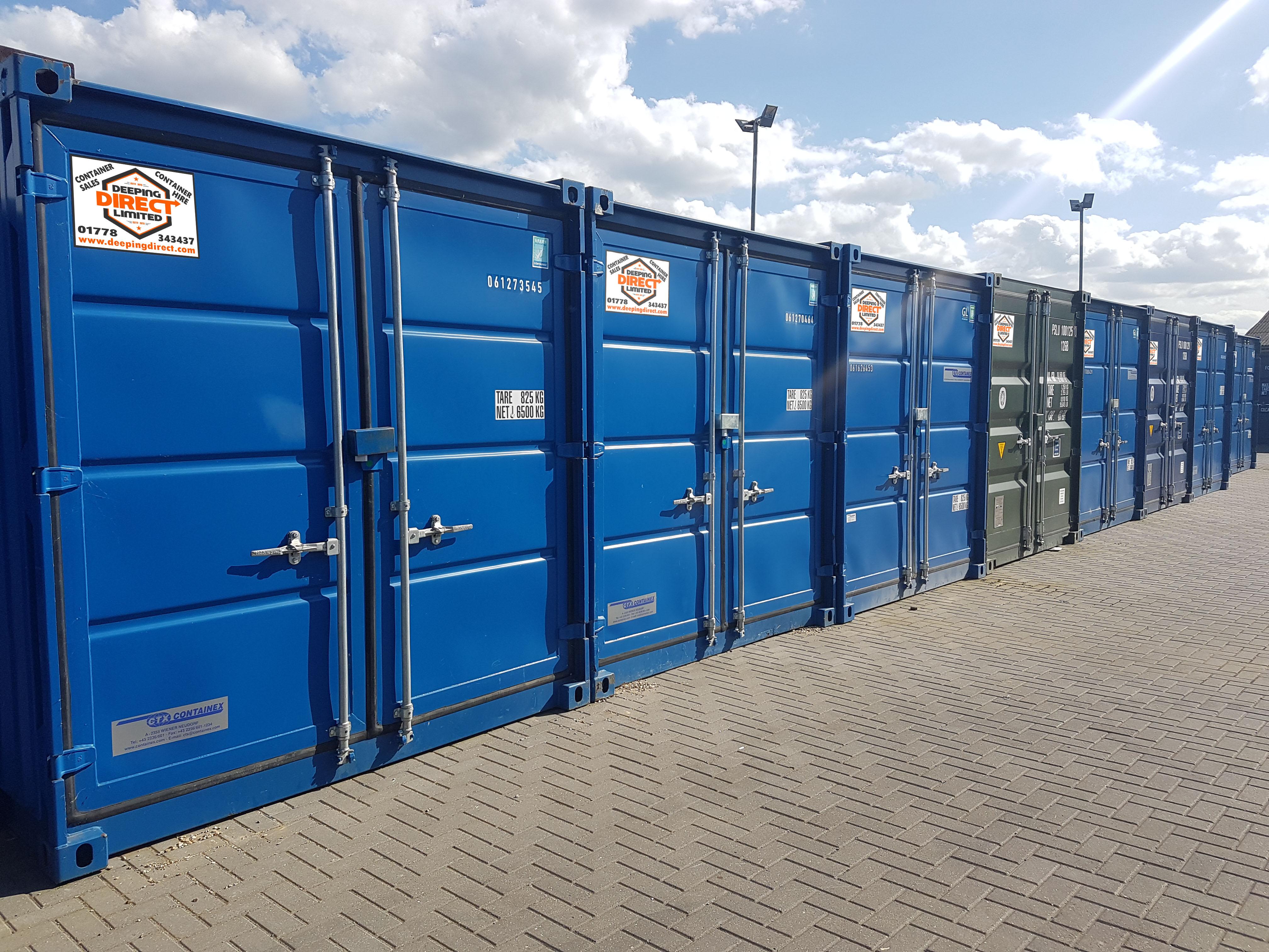 Business Storage - Self Storage