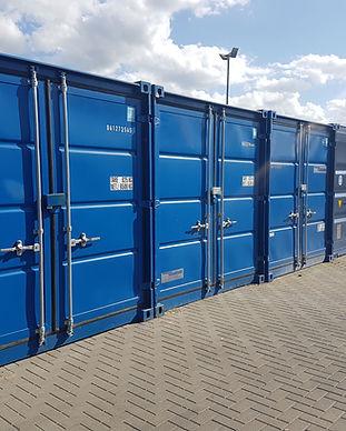 Spalding Storage Business Storage