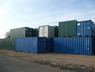 Deeping Direct Container Hire