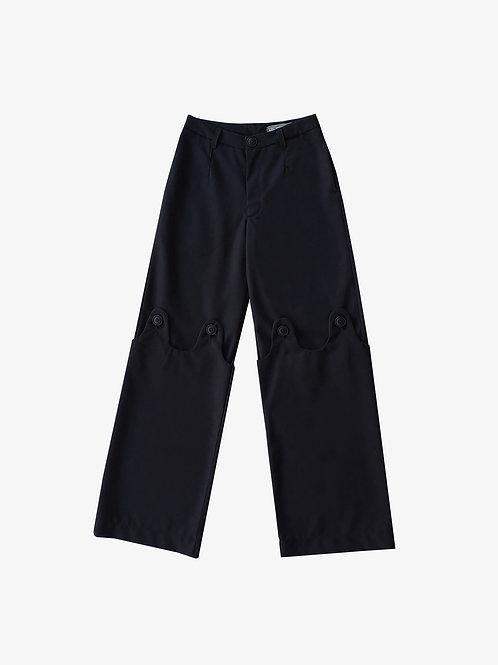 The Wave Pant - Black