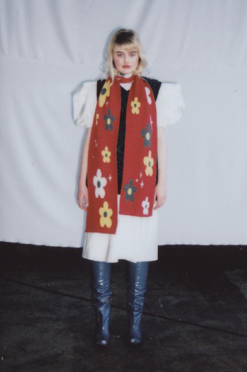 PRE ORDER - Phoebe Angels Floral Scarf!