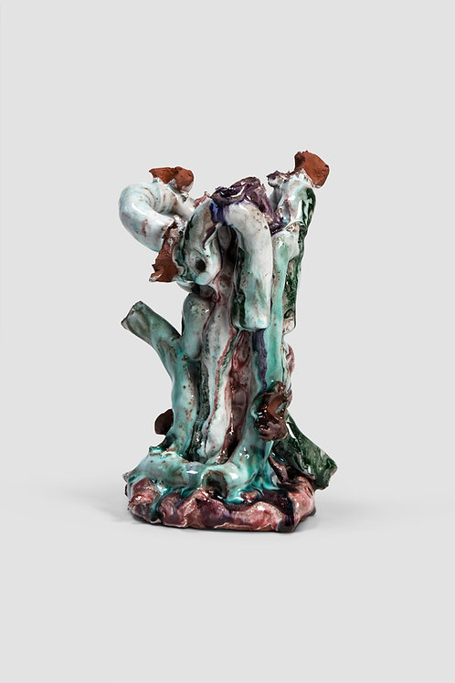 ANGUS GARDNER Candle Stick Sculpture - Medium