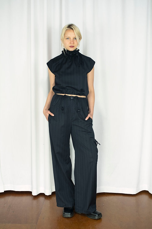 The Pull Suit Top