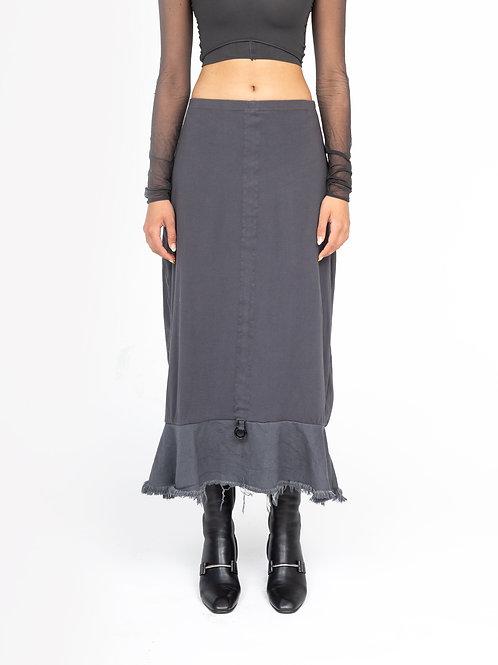 BRB - Manipulation Skirt Grey