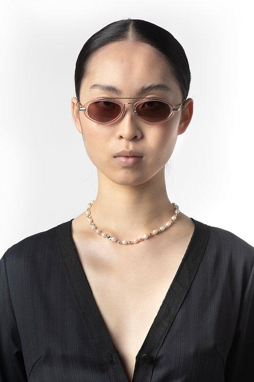 POMS - Fiori Pink Sunglasses