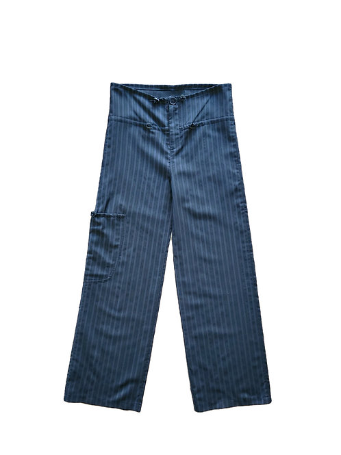 Pull Suit Pant - Charcoal