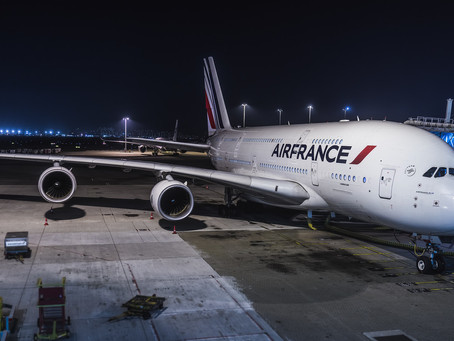 AIR FRANCE RETIRES ALL THEIR AIRBUS A380S