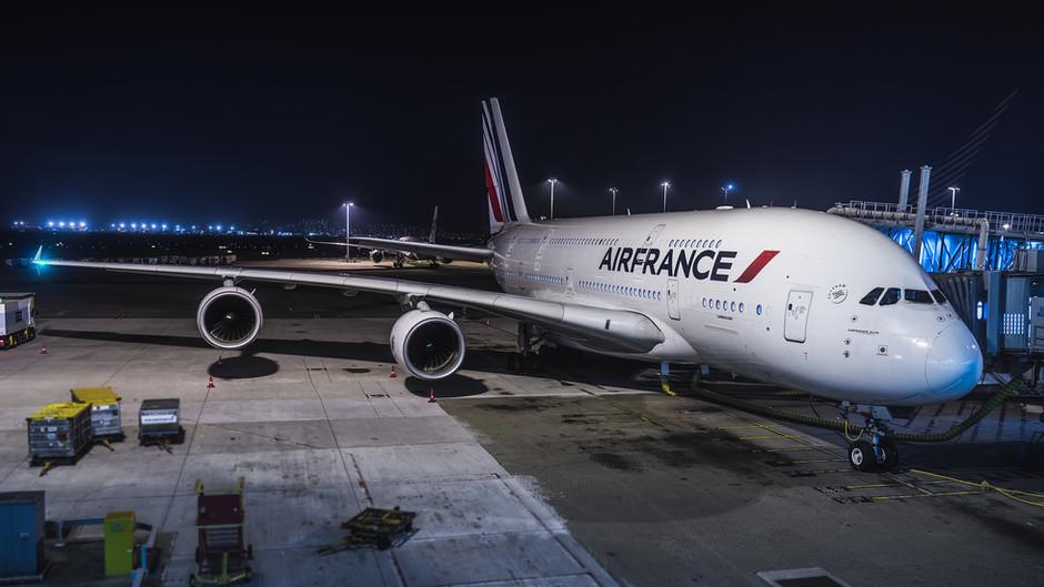 AIR FRANCE RETIRES ALL THEIR AIRBUS A380S