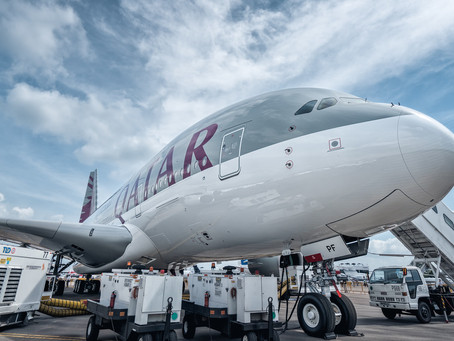 Qatar Airways resumes A380 flights