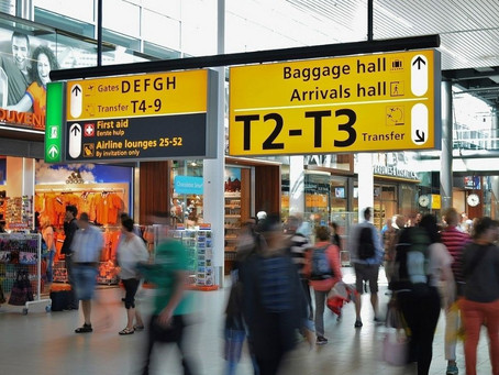 Estados Unidos pedirá prueba negativa de COVID-19 a viajeros
