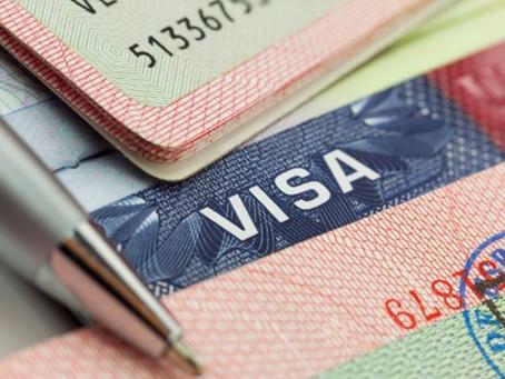 Qué pasa con la emisión de visas de Estados Unidos durante la contingencia