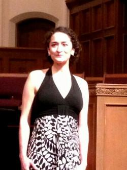 Senior Voice Recital
