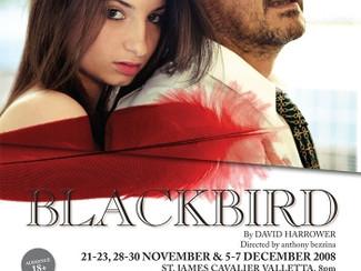 Blackbird by David Harrower - St. James Cavalier