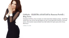 Celebrity - ELEKTRA ANASTASI