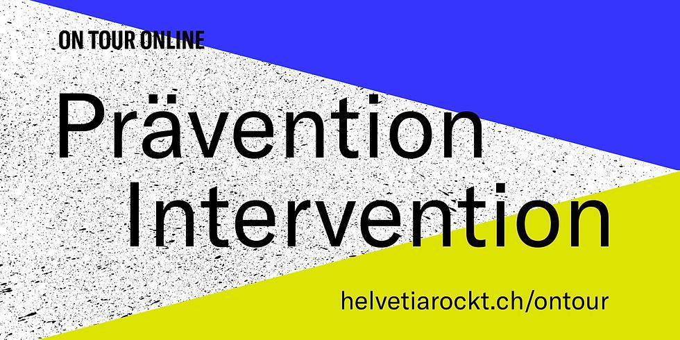 SAY HI! meets Helvetiarockt On Tour